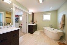 Home Plan - Contemporary Interior - Master Bathroom Plan #928-273