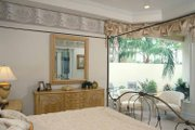 Mediterranean Style House Plan - 3 Beds 3 Baths 2794 Sq/Ft Plan #930-24 Interior - Bedroom