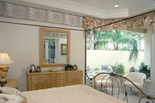 Mediterranean Interior - Bedroom Plan #930-24