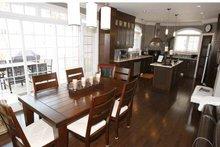 House Plan Design - European Interior - Dining Room Plan #23-2547