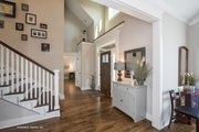 Traditional Style House Plan - 3 Beds 2.5 Baths 2019 Sq/Ft Plan #929-770 Interior - Entry