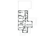 Prairie Style House Plan - 4 Beds 2.5 Baths 2439 Sq/Ft Plan #434-2 Floor Plan - Upper Floor