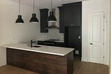 House Plan Design - Opt.Basement Kitchenette