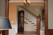 Tudor Style House Plan - 4 Beds 3.5 Baths 4940 Sq/Ft Plan #928-27 Interior - Entry