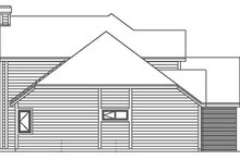 Country Exterior - Other Elevation Plan #300-138