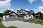 Craftsman Style House Plan - 5 Beds 4.5 Baths 5172 Sq/Ft Plan #1069-13