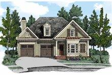 House Plan Design - Bungalow Exterior - Front Elevation Plan #927-514