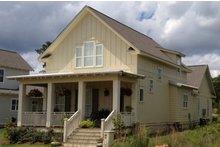 Home Plan - Farmhouse Exterior - Front Elevation Plan #430-76