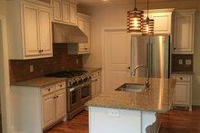 House Plan Design - Ranch Interior - Kitchen Plan #437-79