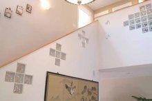 Architectural House Design - Craftsman Interior - Entry Plan #939-9
