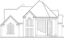 House Plan Design - European Exterior - Front Elevation Plan #1021-8