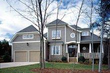 House Plan Design - Craftsman Exterior - Front Elevation Plan #453-225