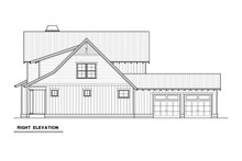 Farmhouse Exterior - Other Elevation Plan #1070-108