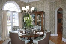 Country Interior - Dining Room Plan #952-78