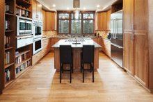 Contemporary Interior - Kitchen Plan #1042-15