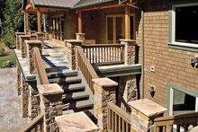 Contemporary Exterior - Outdoor Living Plan #951-2