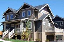 Craftsman Exterior - Other Elevation Plan #434-5