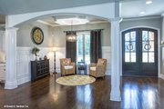 Ranch Style House Plan - 4 Beds 4 Baths 3045 Sq/Ft Plan #929-1007 Interior - Entry