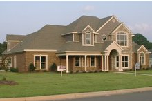 Traditional Exterior - Front Elevation Plan #63-285