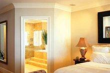 Mediterranean Interior - Master Bedroom Plan #930-70