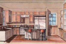 Prairie Interior - Kitchen Plan #509-416