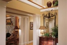 Country Interior - Entry Plan #429-258
