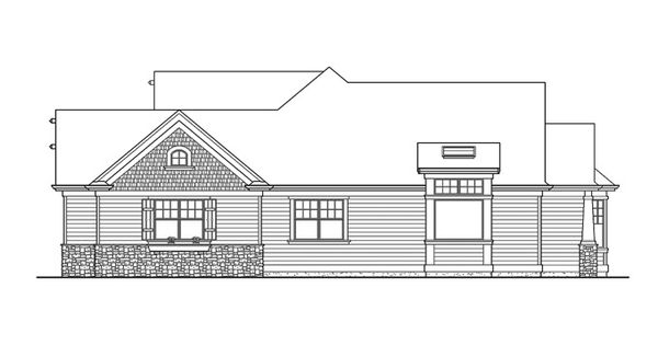 House Plan Design - Traditional Floor Plan - Other Floor Plan #132-542