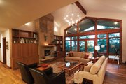 Contemporary Style House Plan - 3 Beds 3 Baths 4118 Sq/Ft Plan #1042-15
