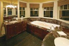 Dream House Plan - Craftsman Interior - Master Bathroom Plan #132-485