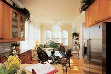 Country Interior - Kitchen Plan #37-249