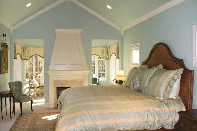 European Interior - Master Bedroom Plan #928-190 - Houseplans.com