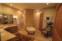Bungalow Interior - Master Bathroom Plan #37-278