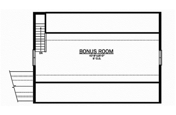 House Plan Design - Craftsman Floor Plan - Other Floor Plan #1058-79