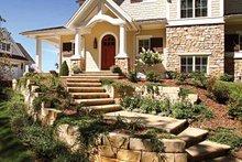 Craftsman Exterior - Front Elevation Plan #928-176