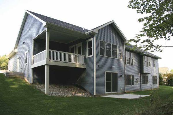 House Plan Design - Craftsman Floor Plan - Other Floor Plan #928-121