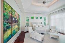 House Plan Design - Country Interior - Master Bedroom Plan #1017-163