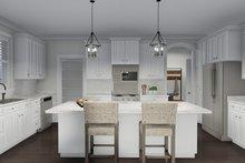 Dream House Plan - Craftsman Interior - Kitchen Plan #1060-57