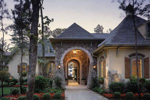 European Exterior - Other Elevation Plan #20-1731 - Houseplans.com