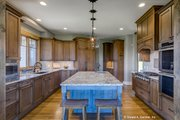 Ranch Style House Plan - 3 Beds 2.5 Baths 3188 Sq/Ft Plan #929-655 Interior - Kitchen