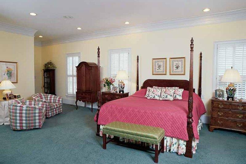 Classical Interior - Bedroom Plan #54-189 - Houseplans.com