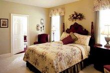 House Plan Design - Colonial Interior - Bedroom Plan #927-174