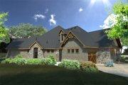 Craftsman Style House Plan - 3 Beds 3 Baths 2847 Sq/Ft Plan #120-172