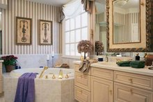 Home Plan Design - Country Interior - Bathroom Plan #429-299
