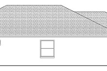 House Plan Design - Mediterranean Exterior - Other Elevation Plan #1058-93