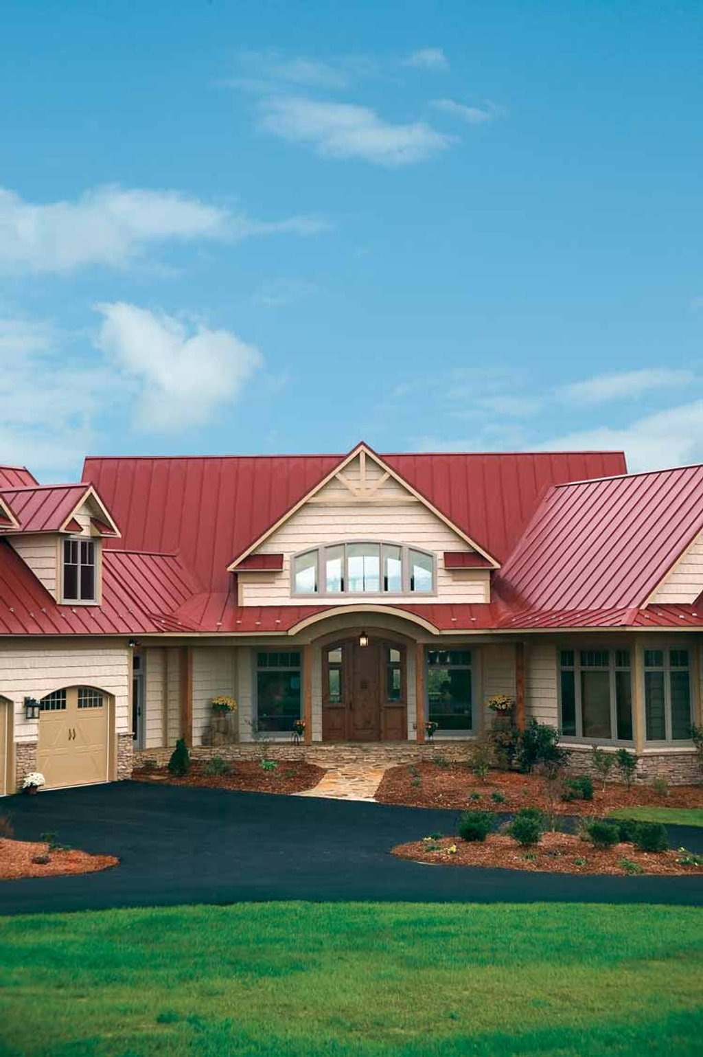 Craftsman style house plan 5 beds 4 baths 4853 sq ft for Weinmaster house plans