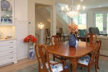 Home Plan - Country Interior - Dining Room Plan #928-278