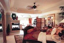 Colonial Interior - Master Bedroom Plan #927-393