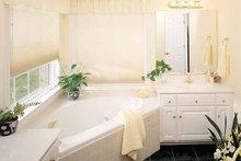 House Plan Design - Ranch Interior - Bathroom Plan #929-176