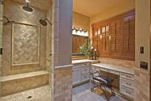 Craftsman Interior - Master Bathroom Plan #132-561