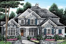Home Plan - Country Exterior - Front Elevation Plan #927-890